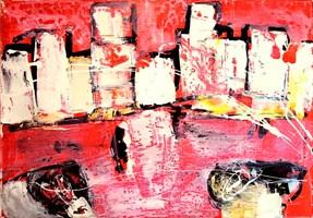 Obraz do salonu artysty Paweł Kleszczewski pod tytułem Untitled1