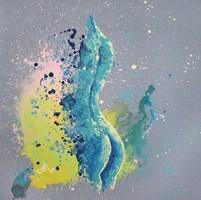 Obraz do salonu artysty Magda Maciaszek pod tytułem Niebieska prawa strona 1