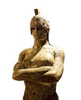 Rzeźba do salonu artysty Aleksandra Koper pod tytułem Kompozycja abstrakcyjna nr 35