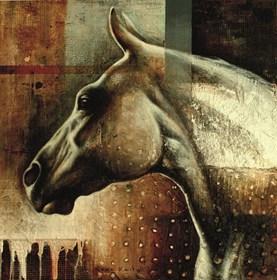 Obraz do salonu artysty Kamila Karst pod tytułem SIWY II