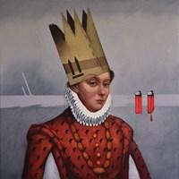 Obraz do salonu artysty Kamil Stańczak pod tytułem Dotknij pokrzyw II