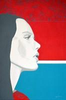 Obraz do salonu artysty Maga Smolik pod tytułem Duma
