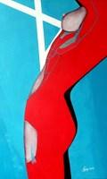 Obraz do salonu artysty Maga Smolik pod tytułem Body 2
