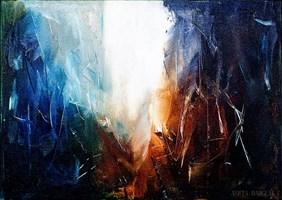 Obraz do salonu artysty Aneta Barglik pod tytułem Mały Świat