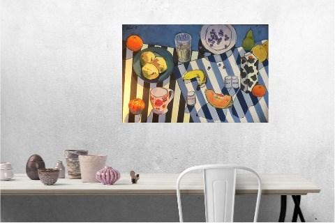 Śniadanie Skripala - wizualizacja pracy autora David Schab