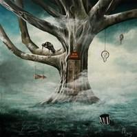 Obraz do salonu artysty Martyna Mączka pod tytułem Nowy etap