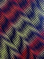 Obraz do salonu artysty Michał Mąka pod tytułem Glitch I