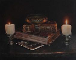 Obraz do salonu artysty Arkadiusz Siarkowski pod tytułem Pamięć