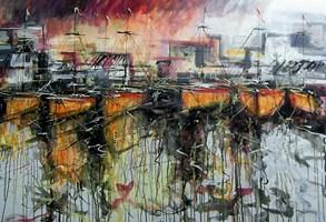 Obraz do salonu artysty Dariusz Grajek pod tytułem Costa Brava