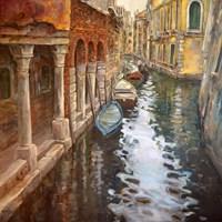 Obraz do salonu artysty Magdalena Kępka pod tytułem Wenecja 1