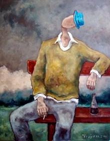Obraz do salonu artysty Henryk Trojan pod tytułem Życie