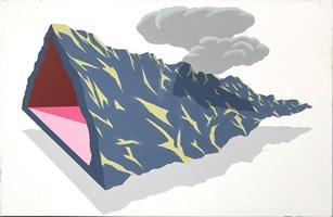 Obraz do salonu artysty Marcin Kowalik pod tytułem Kopalnia