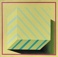 Obraz do salonu artysty Marcin Kowalik pod tytułem Magiczny Kwadrat