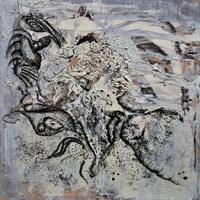 Obraz do salonu artysty Wojtek Więckowski pod tytułem `2.06`