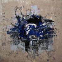 Living room painting by Wojtek Więckowski titled `4.02`