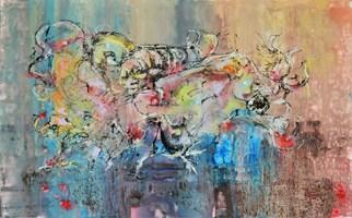Obraz do salonu artysty Wojtek Więckowski pod tytułem `6.22`
