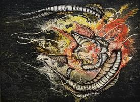 Obraz do salonu artysty Wojtek Więckowski pod tytułem `7.30`