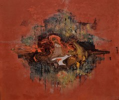 Obraz do salonu artysty Wojtek Więckowski pod tytułem `10.08`