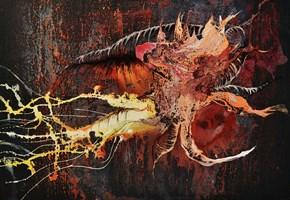 Obraz do salonu artysty Wojtek Więckowski pod tytułem `11.54`