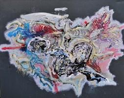 Obraz do salonu artysty Wojtek Więckowski pod tytułem `12.32`
