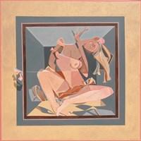Obraz do salonu artysty Filip Gruszczyński pod tytułem Lu lu rose