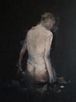Obraz do salonu artysty Paula Jezior pod tytułem Between words