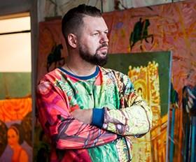 Bartosz Frączek - Artysta - Galeria sztuki Art in House