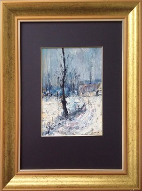 Krzysztof  Gocek - Artysta - Galeria sztuki Art in House