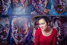 Iwona  Golor - Artist - Art in House Gallery Online