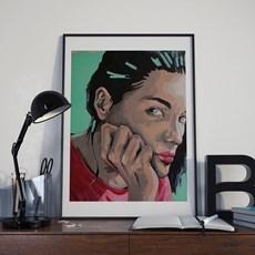 Paulina Rychter - Artysta - Galeria sztuki Art in House