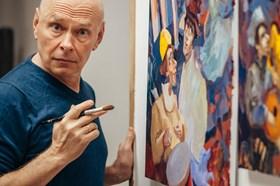 Tomasz Bachanek - Artysta - Galeria sztuki Art in House