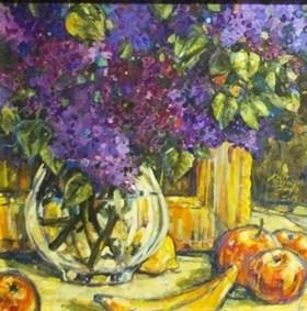 Anita  Baenish-Juda - Artysta - Galeria sztuki Art in House