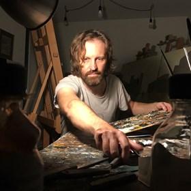 Romuald Musiolik - Artysta - Galeria sztuki Art in House