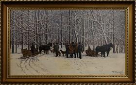 Walerian Kryciński - Artysta - Galeria sztuki Art in House