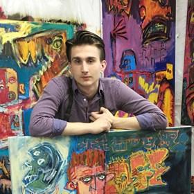 Michał Ostrowski - Artysta - Galeria sztuki Art in House