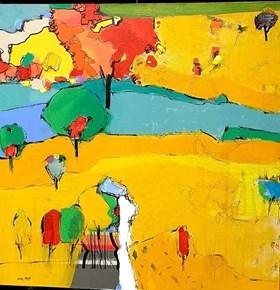 Ahmad Abou Zainah - Artysta - Galeria sztuki Art in House