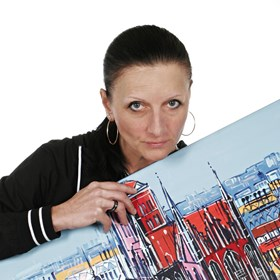 Joanna Mieszko - Artysta - Galeria sztuki Art in House