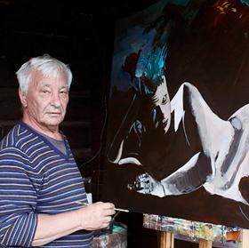Antoni Fałat - Artysta - Galeria sztuki Art in House