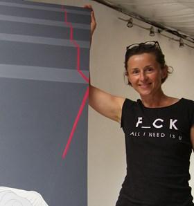 Viola Tycz - Artysta - Galeria sztuki Art in House