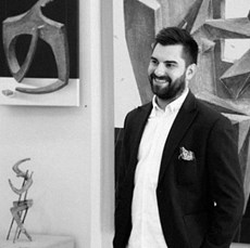 Adam Bakalarz - Artysta - Galeria sztuki Art in House