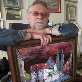 Stanisław Przewłocki - Artysta - Galeria sztuki Art in House