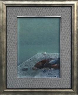 Obraz do salonu artysty Stanisław Kortyka pod tytułem Znikający horyzont
