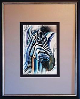 Obraz do salonu artysty J. Aurelia Sikiewicz-Wojtaszek pod tytułem SUBIEKTYWIZM YIN-YANG (TRYPTYK)
