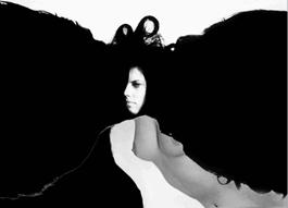 do salonu artysty Jerzy Wardak pod tytułem Portret secesyjny
