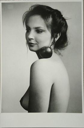 Portret Anny Dymnej z roku 1979