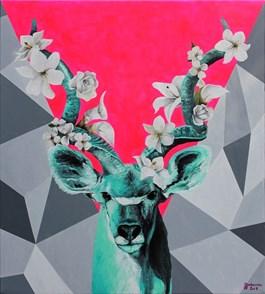 Obraz do salonu artysty Zuzanna Jankowska pod tytułem KUDU