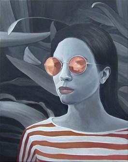 Obraz do salonu artysty Michał Zalewski pod tytułem THE LIGHT