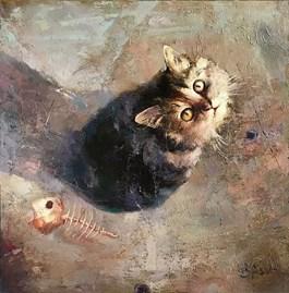 Obraz do salonu artysty Alex Sporski pod tytułem Marzenia
