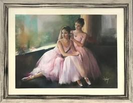 Obraz do salonu artysty Domingo Alvarez Gomez pod tytułem Bez tytułu