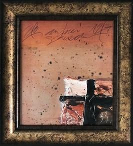 Obraz do salonu artysty Andrzej Sawicz pod tytułem Bez tytułu